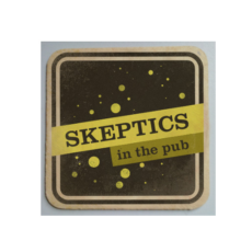 Skeptics in the Pub Beermats