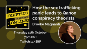 How the sex trafficking panic leads to Qanon conspiracy theorists - Brooke Magnanti